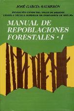Librer a especializada olejnik manual de repoblaciones for Libro viveros forestales